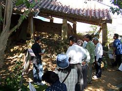 『那覇市立壺屋焼物博物館』研修
