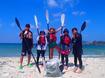 ハナムロ・インの阿嘉島ビーチクリーン大作戦2014
