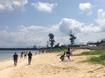 阪急交通社国内旅行推進協力会沖縄支部 ビーチ・クリーンアップ活動